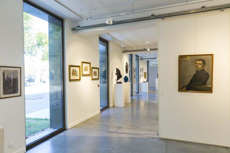 Centre d'art de Crest et Galerie Duvert